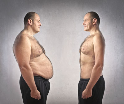 Testosterone weight loss